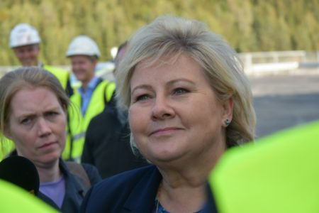 Erna Solberg