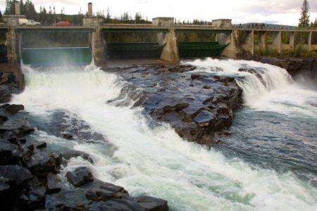 Reinsfors dam