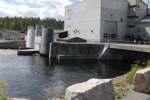 Flatenfoss kraftverk