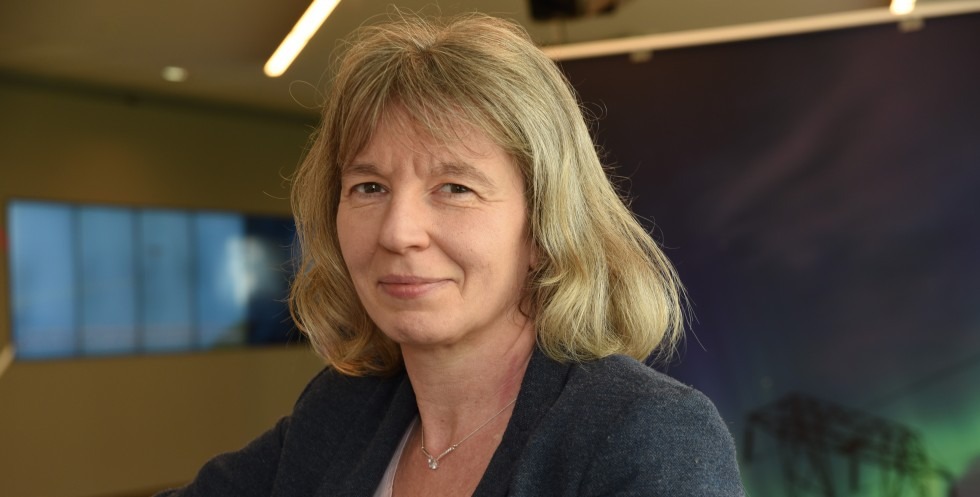 Statnetts direktør for forskning og utvikling, Sonja Monica Berlijn.