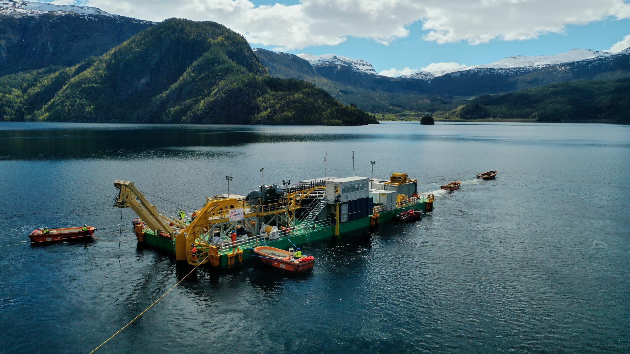 kabel hylsfjorden