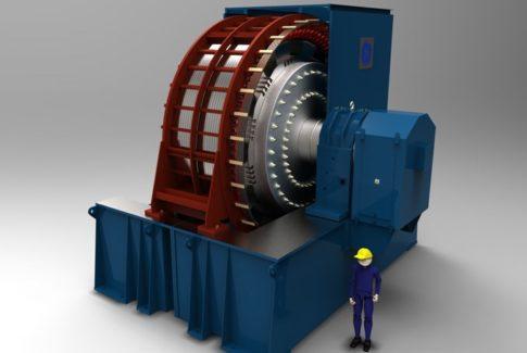 GE's Rotating Stabilisers