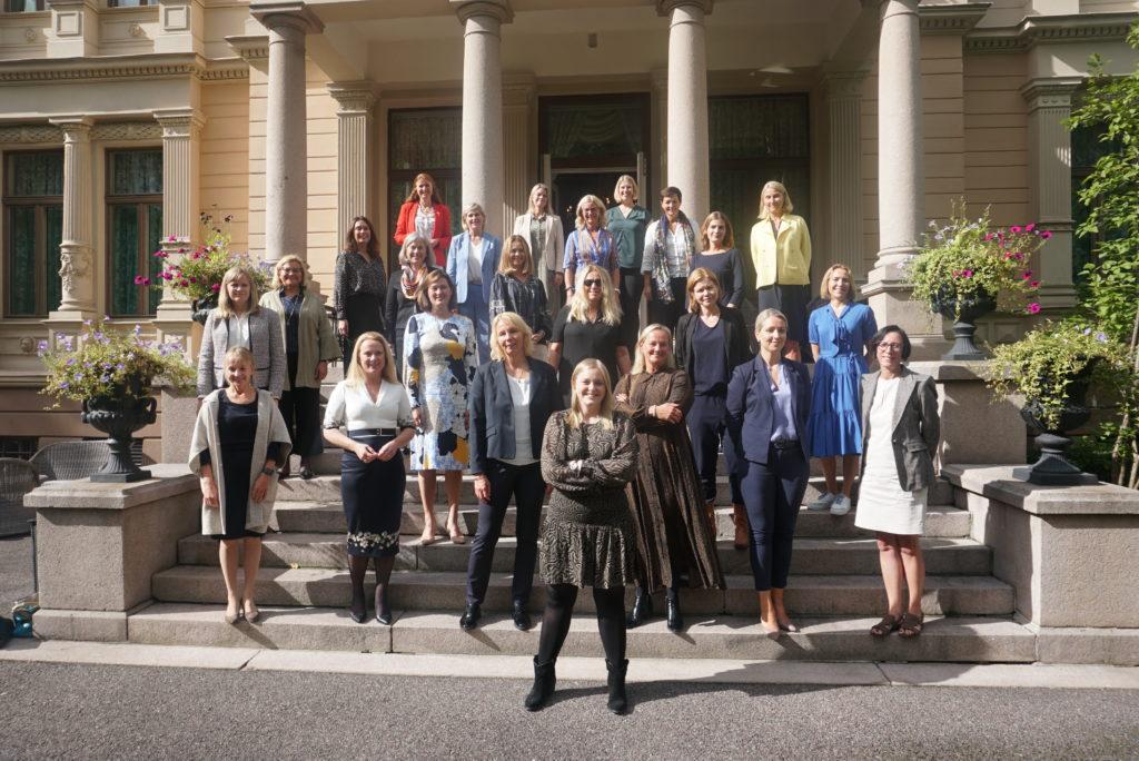 Kvinnelige ledere