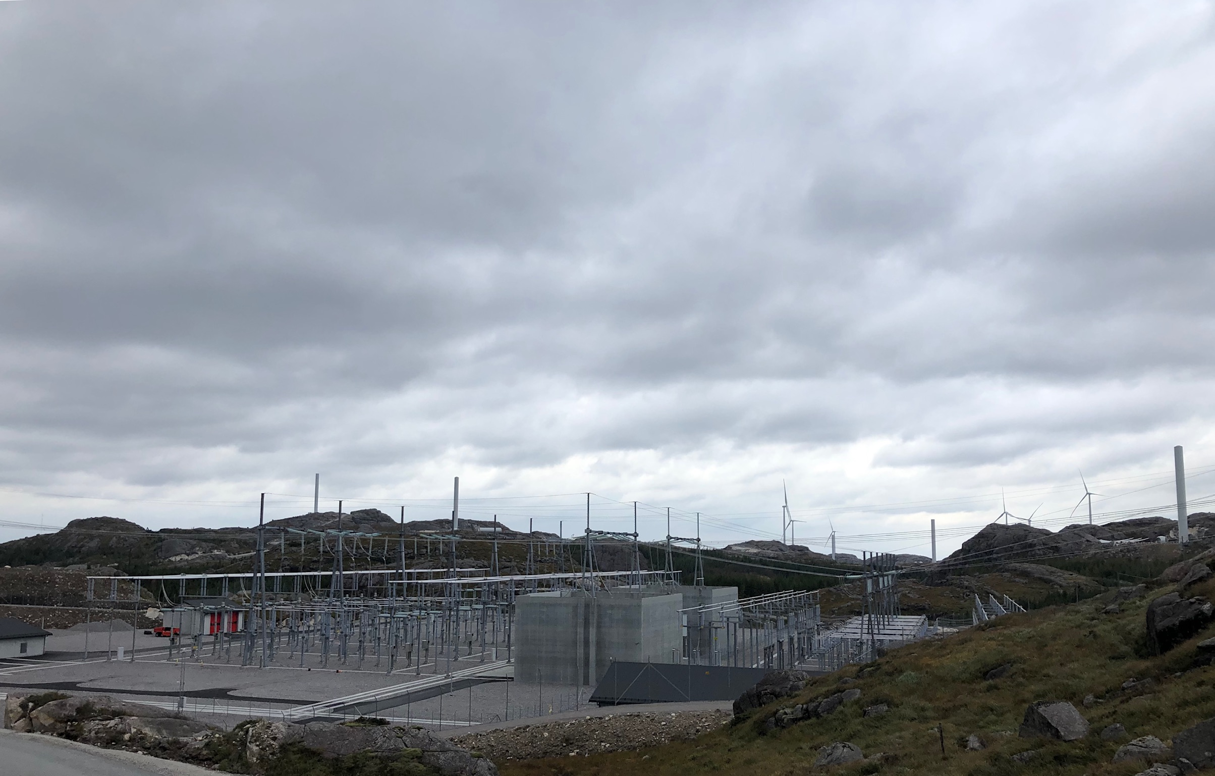 Bjerkreim trafostasjon