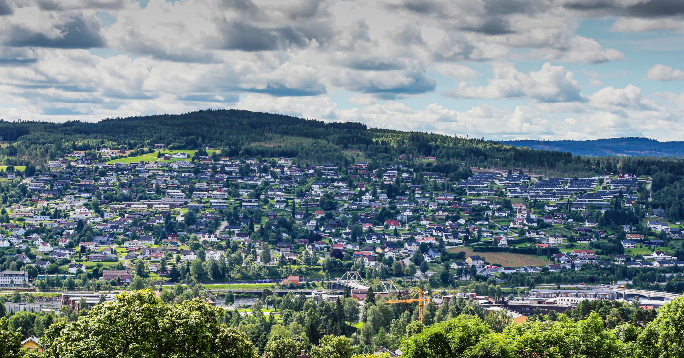 Kongsvinger. Foto: Kasanea / Adobe Stock