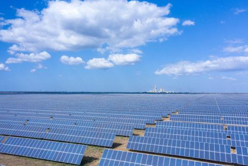 Equinors 162 MW solcelleanlegg i Apodi, Brasil