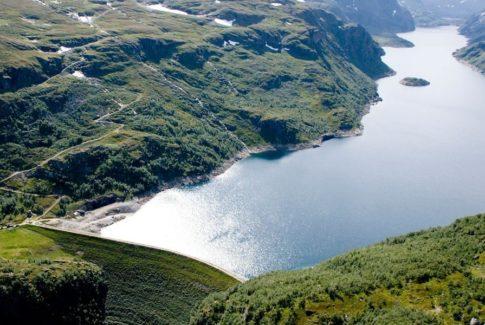 Dam Viddalsvatn