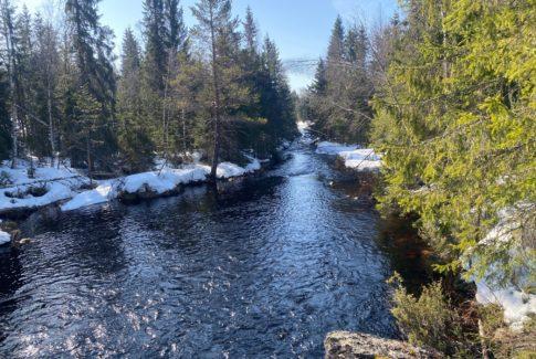 Dam Håsjøen